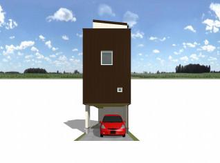 間口3.5m狭小住宅の完成見学会開催決定🏠