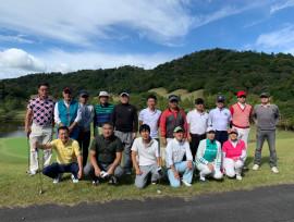 恒例のゴルフコンペに行ってきました。
