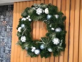 クリスマスに向けて・・・模様替え?