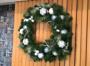 クリスマスに向けて・・・模様替え🎄